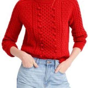 J. CREW: BNWT Bauble Sweater